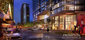 2 Bed 2 Bath in Brand New Building. One Pacific Yaletown