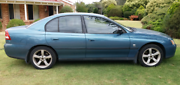 Holden Commodore VY S2 3.8 V6 2004 West Swan Swan Area Preview