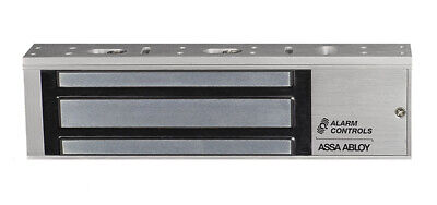 Assa Abloy Alarm Controls 1200s Single Door 1200 Pound Magnetic Lock 12vdc24vdc