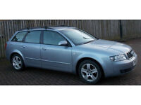 Audi A4 Avant 1.9TDI 130 6 speed DIESEL ESTATE SE