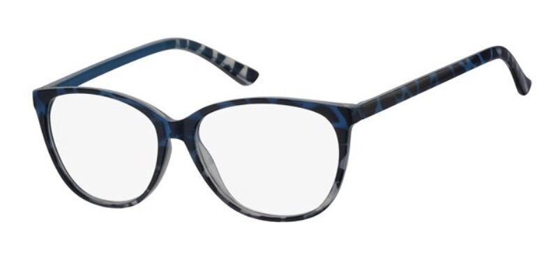 Moderne große Damen Lesebrille Design 3 Lesehilfe Fertigbrille Sehhilfe