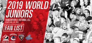 world junior championships Russia vs Canada on New Years