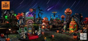 Wanted: Lemax Spooky Town Collection