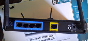 D-Link DIR-615 Wireless-N Router, 4-Port Kitchener / Waterloo Kitchener Area image 3
