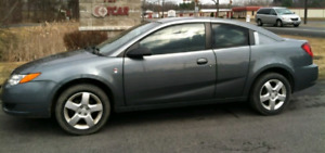 2007 Saturn Ion Coupe Manual