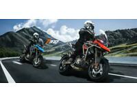 """Zontes T310 310cc -Adventure Sports-A2 Licence 17"""" & 19"""" WHEEL MODELS AVAILABLE"""