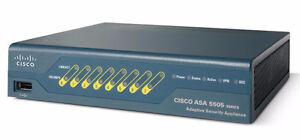 Cisco ASA5505-UL-BUN-K9 - USED - MINT CONDITION