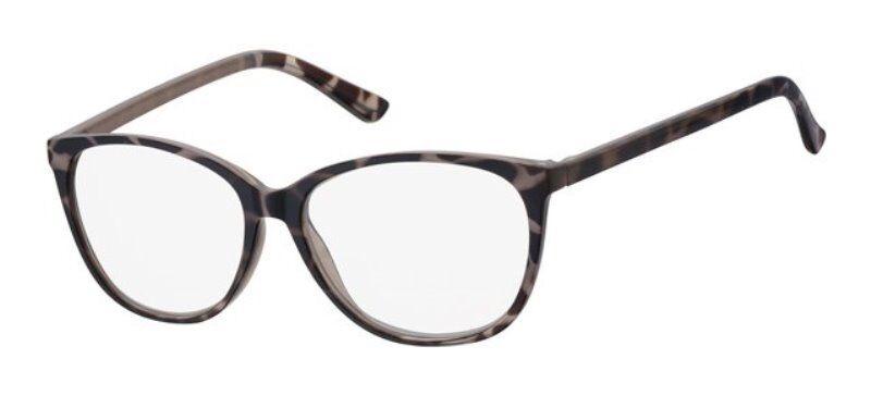 Moderne große Damen Lesebrille Design 1 Lesehilfe Fertigbrille Sehhilfe