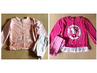 2 Outfit sets (leggings & jumper) Age 3