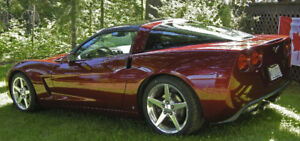 2006 Chevrolet Corvette Coupe (2 door)