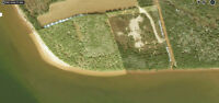 PEI Waterfront Lot with 900' of Frontage!! Buy now Build later!