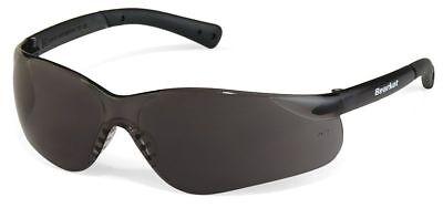 Crews Bearkat 3 Safety Glasses Gray Lenses Soft Gel Nose Pad