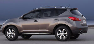 2010 Nissan Murano w/remote start, heated leather AWD MINT