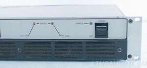 Crown MicroTech 600 Power Amplifier Windsor Region Ontario image 3