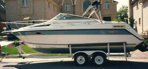 I am selling my 1990 Doral Corsair with trailer.