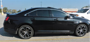 2013 Black Ford Taurus SHO AWD