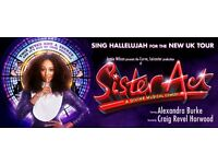 Two Sister Act Tickets Grand Opera House Belfast - Circle Seats at F.V.