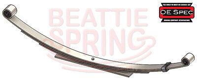 Rear Leaf Spring for Blazer Jimmy Bravada Envoy  OE Spec  SRI Certified 2000 Gmc Jimmy Specs