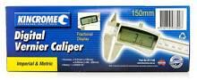 "Kingchrome 150mm Digital Vernier Locking Caliper 6"" RRP $75 Wantirna Knox Area Preview"