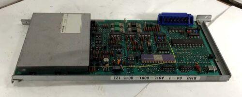 1 USED HITACHI BMU64-1-A87L-0001-0015-12I BUBBLE MEMORY BOARD ***MAKE OFFER***