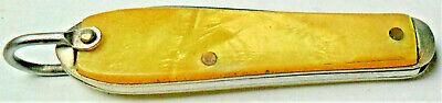 Key chain Pocket Knife UTICA (NY) Cutlery Co