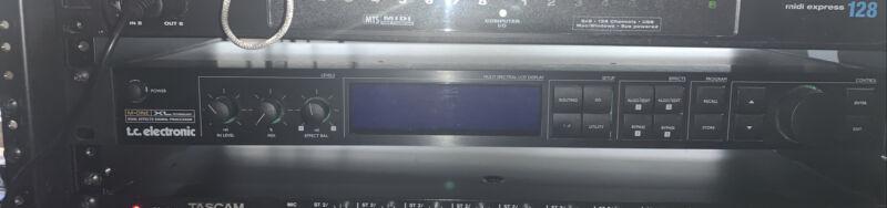 TC electronics m-one xl Dual FX proccesor