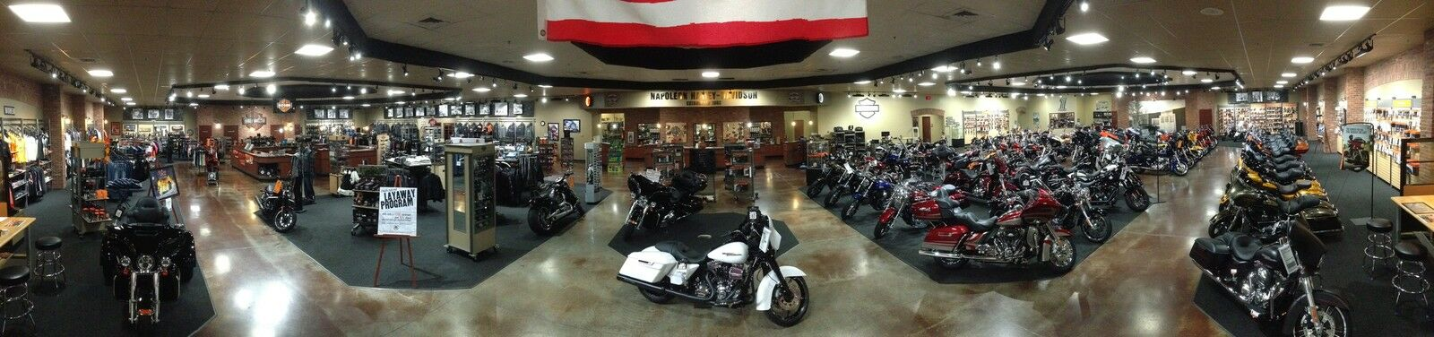 Harley-Davidson Sales and Service