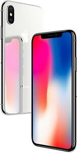 SELLING LIKE BRAND NEW Silver IPHONE X 64gb