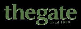 Kitchen Porter for Vegetarian Restaurant 40-50hrs/wk Immediate Start
