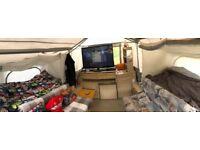 (Trailer Tent) Pennine Fiesta 4 berth Folding Camper