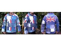 Handmade Mens Union Jack Shirt