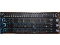 24 track MOTU pci audio and midi recording setup