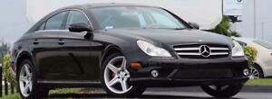2009 Mercedes-Benz CLS-Class CLS550 - AMG SPORTS PKG - BLACK ON