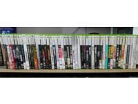 Xbox 360 joblot games