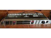 Behringer Feedback Destroyer FBQ2496