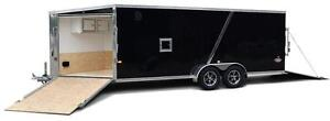 ENCLOSED SNOWMOBILE TRAILERS AT ROCK BOTTOM PRICES London Ontario image 8