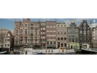 ***London - Amsterdam: Eden Hotel for 3 Nights***