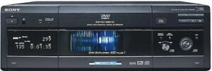 Sony 300 DVD/CD  Player - Holds 301 discs!