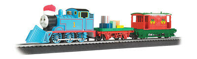 Bachmann 00755 HO Thomas & Friends Thomas Christmas Delivery Train Set