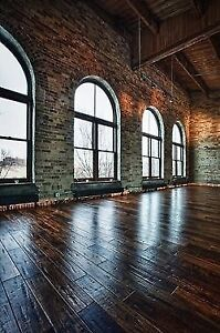 Old Loft Brick - 100 Year Old - Reclaimed Brick