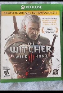 Looking for The Witcher 3 : Wild Hunt Complete Edition