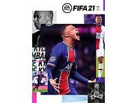 Wanted Fifa 21 (PS4)