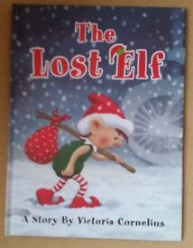 The Lost Elf Christmas Books