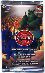 Chaotic-Trading-Card-Game-TCG-Dawn-of-Perim-Secrets-Booster-Pack