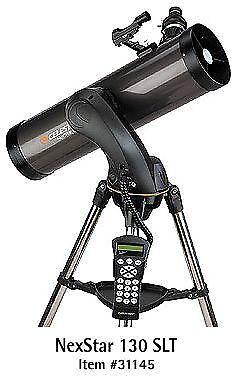 Телескопы Celestron NexStar 130 SLT Series