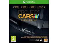 Project CARS - Game of the Year Edition Xbox One - Brand New