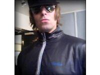 Liam Gallagher Gio Goi Jacket S/M casual