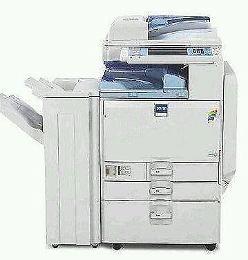 ricoh copy machine parts