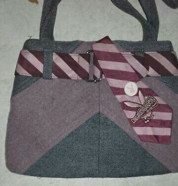 Playboy denim/canvas bag