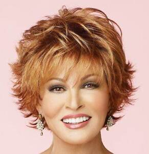 """WIG RAQUEL WELCH """"VOLTAGE"""" Greenvale Hume Area Preview"""